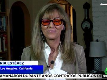 """María Estévez, sobre el supuesto vídeo erótico de Meghan Markle: """"Hay un ataque constante contra ella en este momento"""""""