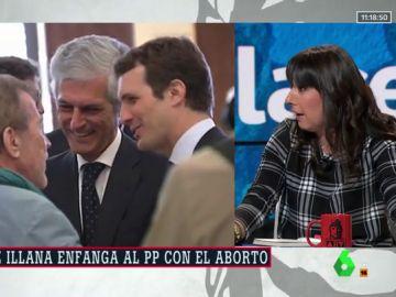La crítica de Beatriz Parera a Suárez Illana tras sus palabras sobre el aborto