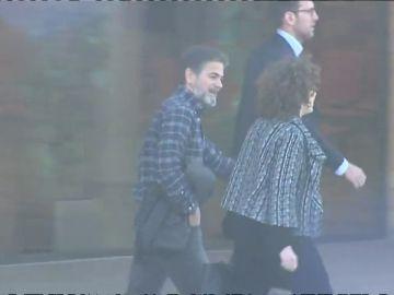 Oriol Pujol sale de prisión tras pasar dos meses y medio encarcelado por el caso ITV