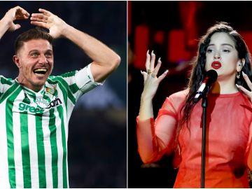Joaquín y Rosalía