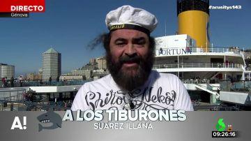 """La reacción de El Sevilla a las declaraciones de Suárez Illana: """"Es la primera vez que habla y ya la ha cagado"""""""