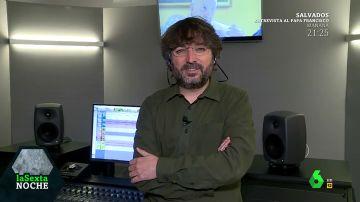 Jordi Évole desvela por qué quiso enseñarle al papa Francisco las concertinas de las vallas de Ceuta y Melilla