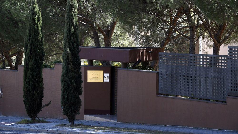 Embajada española en Corea del Norte