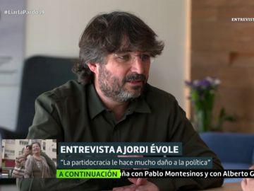 Jordi Évole desvela cómo una formación política le llamó para que se uniera a sus listas