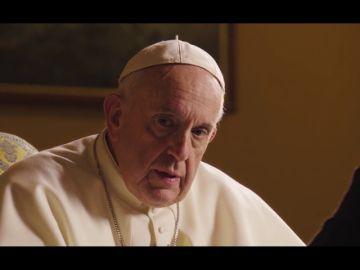 """El papa Francisco confiesa a Jordi Évole los """"problemas en el Vaticano"""": """"Me pone en dificultad responderle"""""""