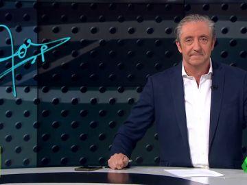 """Josep Pedrerol: """"Te mereces lo mejor, Iago Aspas. Te lo mereces tú, tu familia y la afición del Celta""""."""