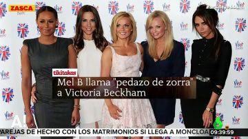 Este es el duro insulto de Mel B a Victoria Beckham del que habla todo el mundo