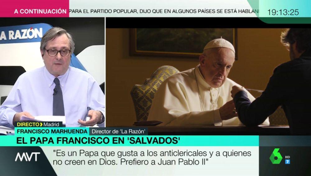 El papa Francisco divulgó una nueva exhortación apostólica