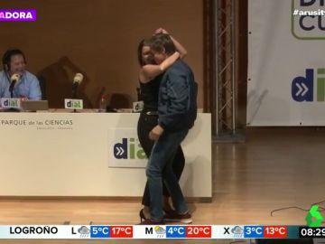 El sensual baile de Chenoa y Carlos Baute que demuestra su gran complicidad