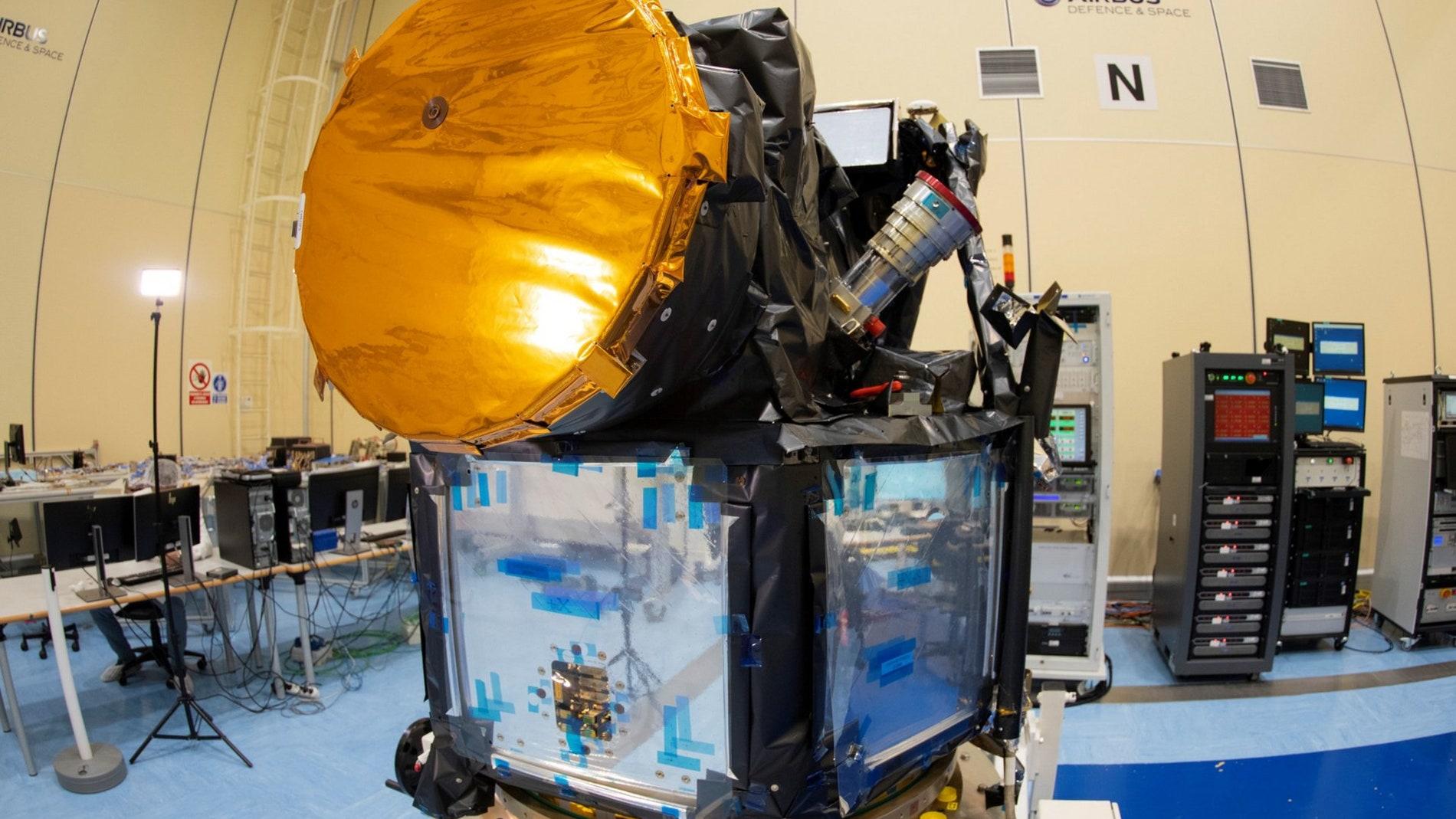 Completado el satelite Cheops tecnologia espanola para analizar exoplanetas