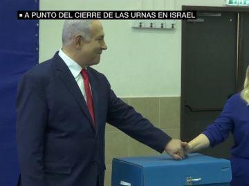 Israel decide en las urnas si Netanyahu seguirá siendo el primer ministro del país