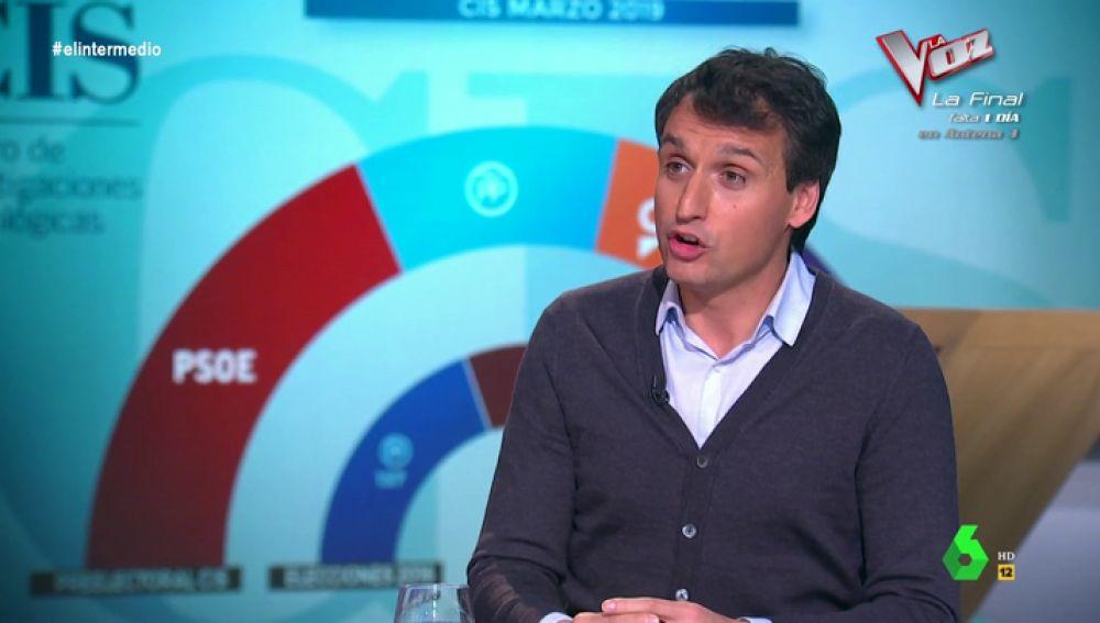 """Lluís Orriols explica por qué los resultados del 28A podrían ser diferentes al los del CIS: """"No hacen predicciones de futuro sino del clima de opinión"""""""
