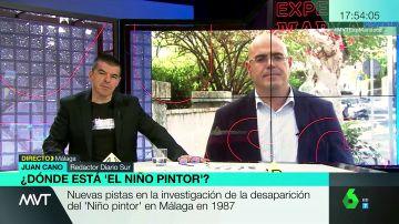 Nuevas pistas en la investigación de la desaparición de David Guerrero, el 'Niño pintor'