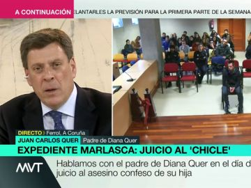 """Juan Carlos Quer, tras el juicio a 'El Chicle': """"Actúa como un cazador que utiliza a las niñas como algo de usar y tirar"""""""
