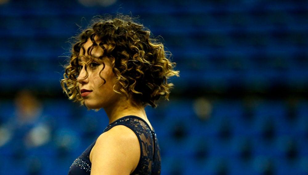 La gimnasta Katelyn Ohashi
