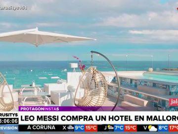 Leo Messi hace 'hat trick' en adquisiciones hoteleras: así es su nuevo hotel de cuatro estrellas en Mallorca