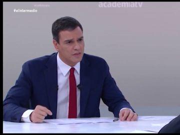 """El Intermedio recuerda a Pedro Sánchez cómo defendía la derogación de la reforma laboral: """"Es la reforma de la pobreza y la falta de derechos"""""""