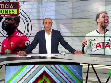Eriksen es el plan B por si no llega Pogba
