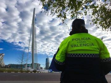 Agente de Policía Local en Valencia