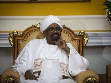 El presidente sudanés Omar al Bashir.