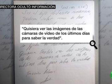 La dirección de la residencia Los Nogales conocía el terrible maltrato a los ancianos