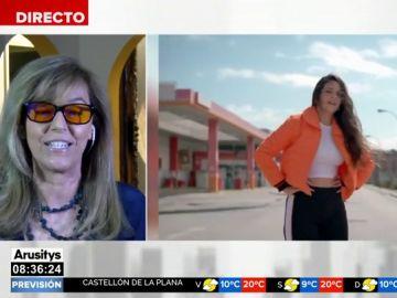 María Estévez da todos los detalles del esperado debut de Rosalía en Coachella