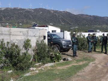 La Guardia Civil detiene a ocho presuntos traficantes
