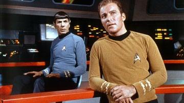 Kirk y Spock