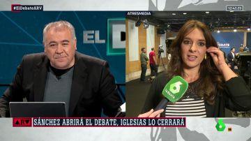 Noelia Vera, Unidas Podemos