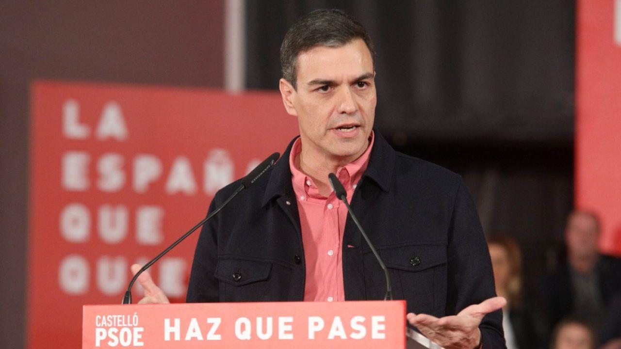 Pedro Sanchez avisa de que actuara con contundencia si hay otro desafio en Cataluña