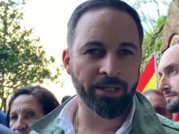 """Santiago Abascal participará en el debate del 23A: """"Quiero que los contrincantes aclaren todas las manipulaciones que dicen sobre nosotros"""""""