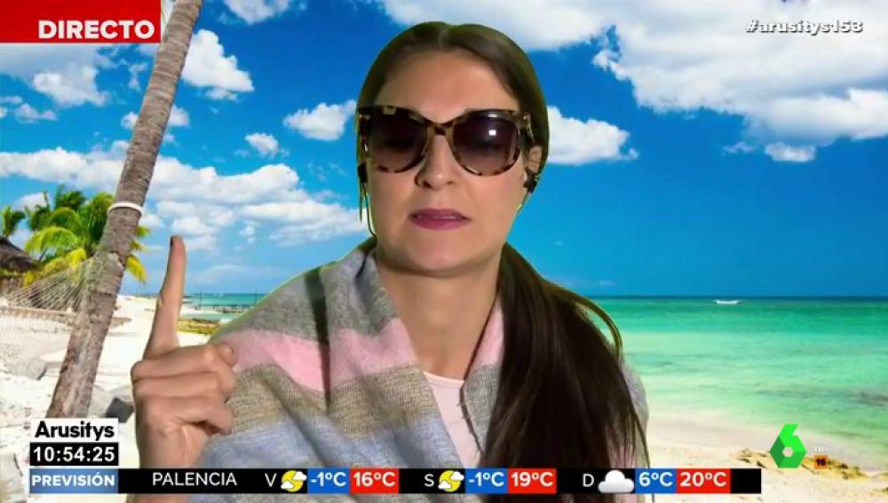 Leonor Lavado se mete en la piel de Isabel Pantoja