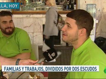 El gran derbi paraliza Sevilla