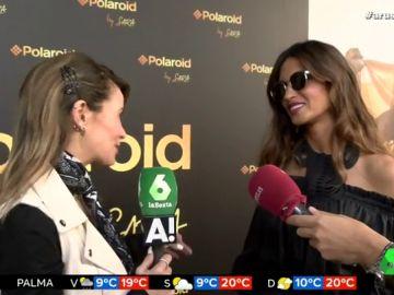 Bea Jarrín entrevista a Sara Carbonero