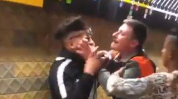 Investigan una brutal agresión racista en el Metro de Barcelona