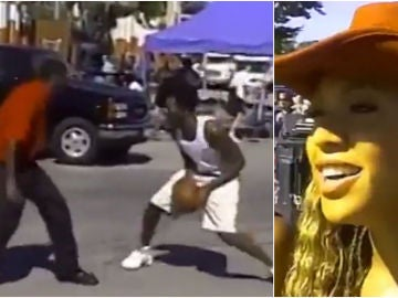 El partido del padre de Beyoncé contra Kobe Bryant