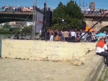 Acto electoral de Ciudadanos en Sevilla