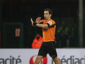Erik Lambrechts suspende el Standard - Anderlecht