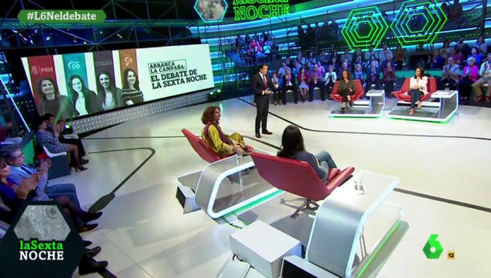 El debate de laSexta Noche: PP, PSOE, Cs y Unidas Podemos piden el voto el 28-A