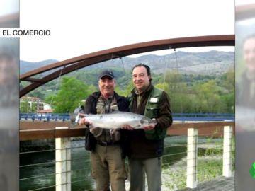 El Campanu de Asturias, un ejemplar de cinco kilos vendido por 10.000 euros