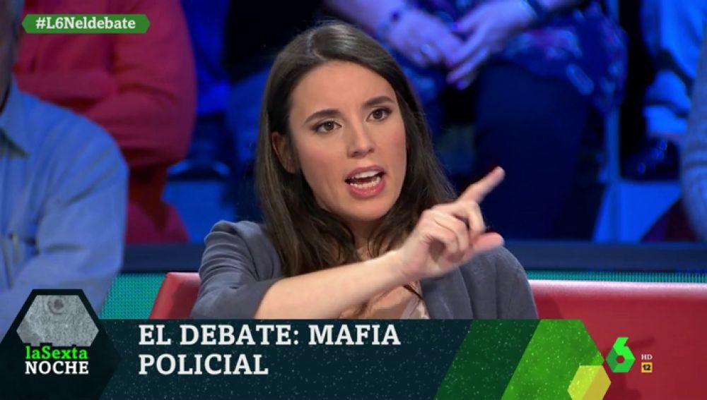 Irene Montero, Unidas Podemos