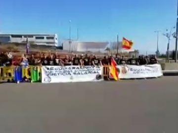 Jusapol recuerda a Pedro Sánchez sus compromisos