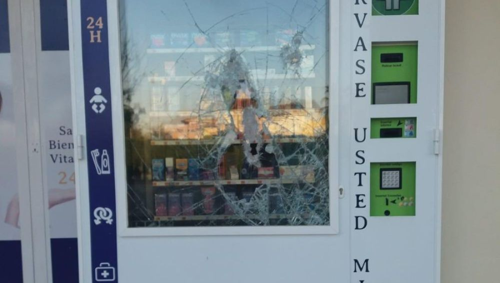 Ataque a la farmacia de Bauzá