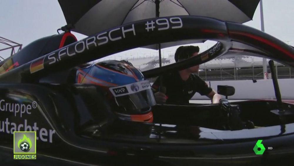 Sophia Floersch regresa a la competición en el trazado Paul Ricard tras su accidente en Macao