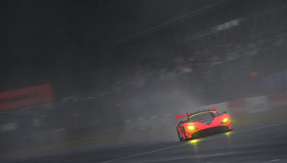 Alex Palou Super GT 2019 Rd1 Okayama