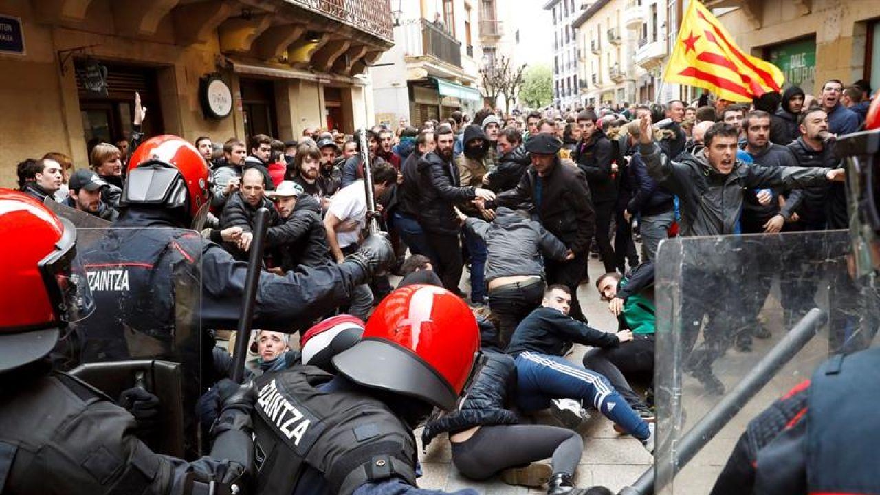 """El alcalde de Errenteria piensa que el acto de Ciudadanos """"buscaba generar cierta provocación"""""""