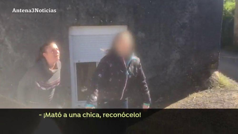"""La tensa pelea entre las hermanas de 'El Chicle': """"¡Mató a una chica, reconócelo!"""""""