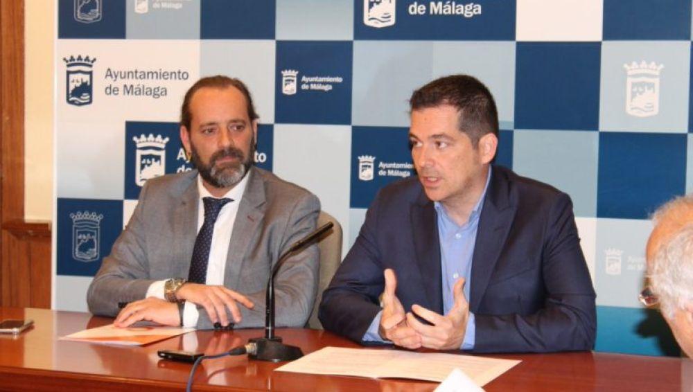 Juan Cassá y Alejandro Carballo.