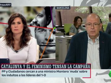 """José Zaragoza (PSC): """"Pablo Casado y Albert Rivera solo hablan de Cataluña porque no tienen propuestas alternativas"""""""