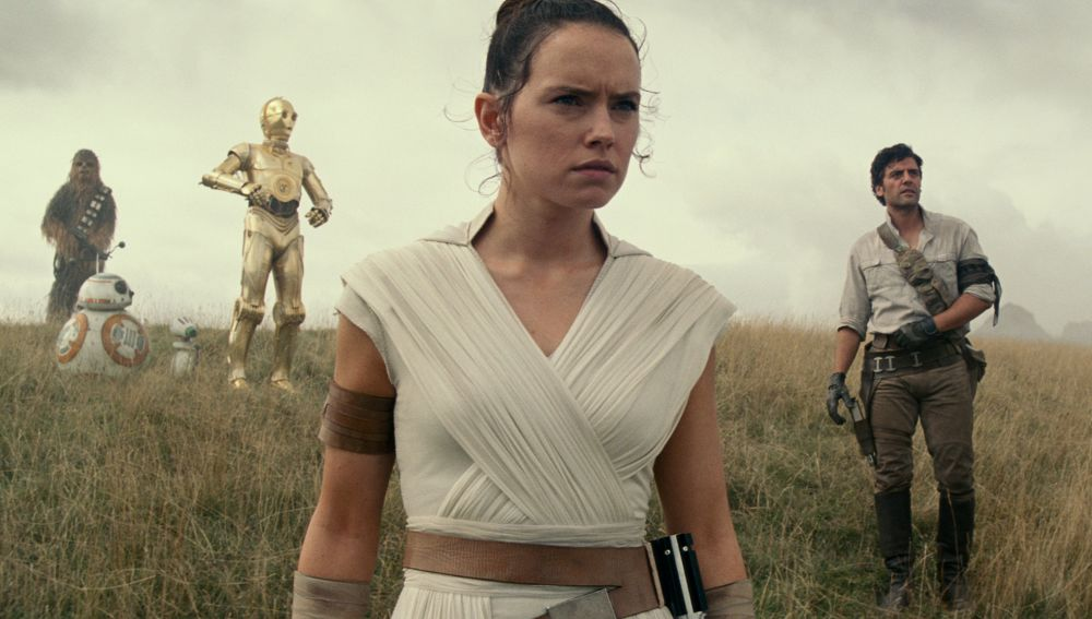 Rey en 'Star Wars: The Rise of Skywalker'